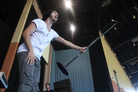 The Cab at Warped Tour