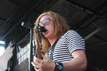 We The Kings at Warped Tour
