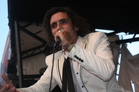 The All American Rejects at Warped Tour