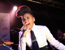 Janelle Monae at SXSW 2011