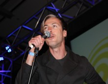 Fitz of Fitz and the Tantrums at SXSW