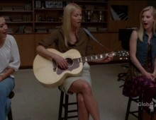 Brittany, Santana and Gwyneth Perform