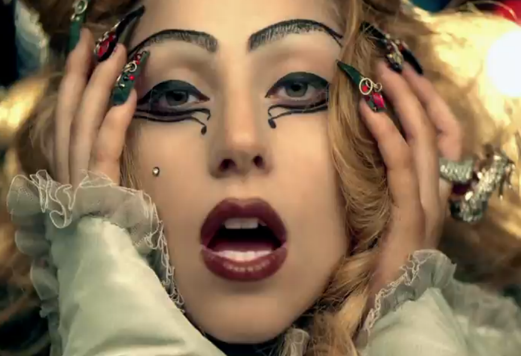 lady gaga judas art. lady-gaga-judas-5