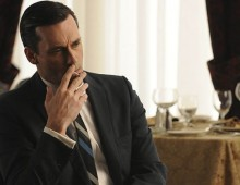 Jon Hamm Leads The Cast Of Mad Men Looking To Add To An Emmy Case Already Featuring Six Awards
