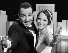 Jean Dujardin and Berenice Bejo Steal The Show in