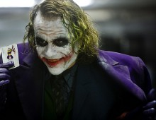 Heath Ledger has become one of the scariest big screen villains of all time.